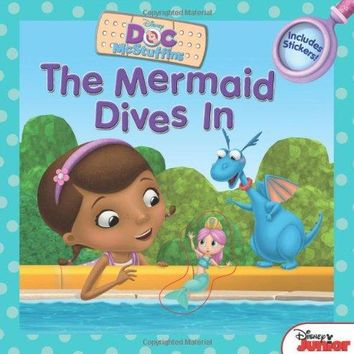 The Mermaid Dives in (Doc Mcstuffins)