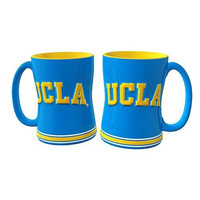 UCLA Bruins 14oz Sculpted Relief Coffee Mug