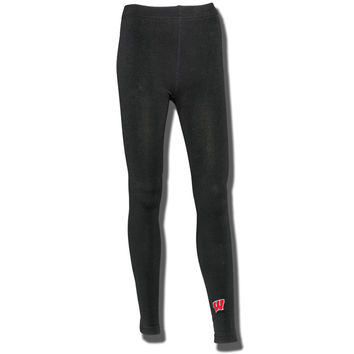 ZooZatz Fleece Leggings (Black) | University Book Store