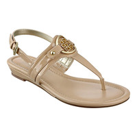 Liz Claiborne® Lally Strap Thong Sandals - JCPenney