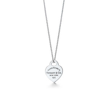 Tiffany & Co. - Return to Tiffany®:Heart Tag Pendant