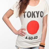 Lords Or Liverpool Tokya A Go-Go Tee