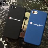 Chamcion phone case shell  for iphone 6/6s,iphone 6p/iphone 6sp,iphone 7/7P