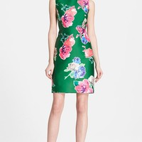 Women's kate spade new york 'blooms della' floral print sheath dress