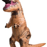 Rubie's Costume Co Jurassic World T-Rex Inflatable Costume, Multi...