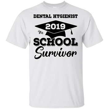 Dental Hygienist 2019 Graduation Pharmacy School Survivor