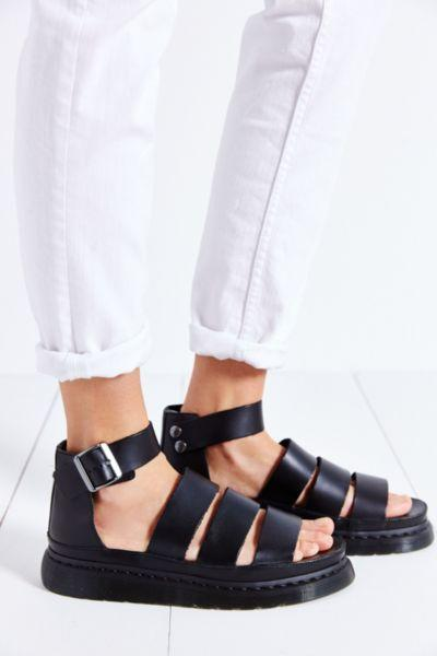 bc55f40073 Dr. Martens Clarissa Chunky Strap Sandal from Urban Outfitters