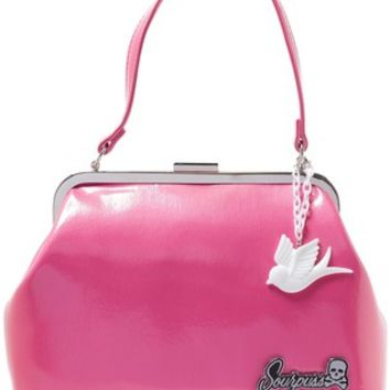 Betsy Purse Sparrow Gumball Pink
