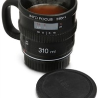 Into Focus - Coffee Mug Dorm Living Breakfast Caffeine Cool Mugs Java College Life