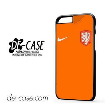 Holland Soccer Jersey DEAL-5317 Apple Phonecase Cover For Iphone 6 / 6S