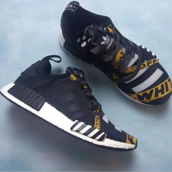 """""""Adidas"""" NMD Women Fashion Trending Running Sports Shoes Sneakers Special customized"""