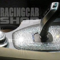 2008-2012 FORD ESCAPE INTERIOR EXTERIOR ICED OUT CRYSTAL BLING DIAMONDS 2009 2010 2011 08 09 10 11 12