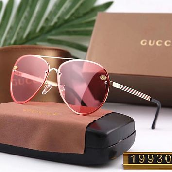 GUCCI Men Retro Fashion Shades Eyeglasses Glasses Sunglasses
