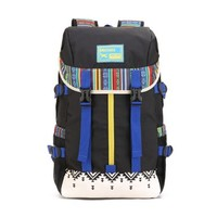 Btmall Backpacks For Travel Vintage Printing College Back Packs (Black):Amazon:Clothing