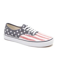Vans Authentic Stars & Stripes Shoes - Mens Shoes - Multi -