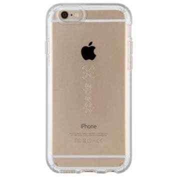 Speck - CandyShell Case for Apple® iPhone® 6 Plus and 6s Plus - Clear
