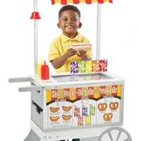Toddler Melissa & Doug 'Snack & Sweets' Food Cart