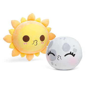 Total Solar Eclipse Sun & Moon Plush - Exclusive