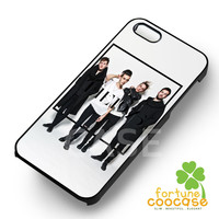 The 1975 Band four member image -sdh for iPhone 6S case, iPhone 5s case, iPhone 6 case, iPhone 4S, Samsung S6 Edge