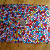 Rhinestone Macbook Pro Laptop Case