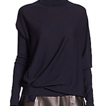 Acne Studios - Corvette Wool Turtleneck Sweater - Saks Fifth Avenue Mobile
