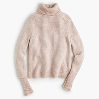 J.Crew Womens Marled Classic Turtleneck Sweater