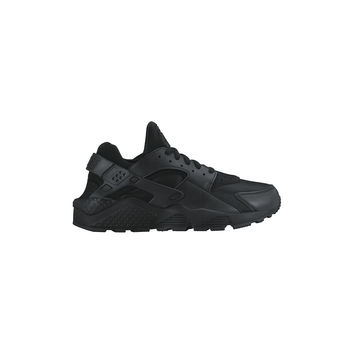 Nike Women's Air Huarache Running Shoes (Black)