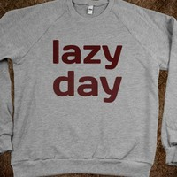lazy day - lutzi