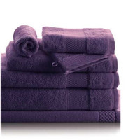 Petale Towels by Anne de Solene | violette