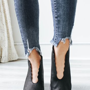 First Priority Booties - Black