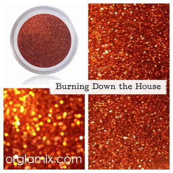 Burning Down The House Glitter Pigment
