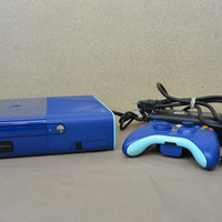 Xbox 360 E 500GB Console - Blue Special Edition (Pre-owned)