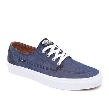 Vans Brigata C&L Shoes - Mens Shoes - Blue