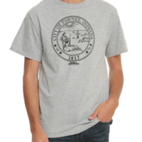 Parks And Recreation Pawnee Seal T-Shirt 2XL