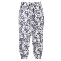 Publish - Floral Sprinter Jogger - Blue