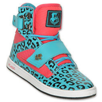 Vlado Atlas Hi| FinishLine.com | Turquoise/Pink/Black