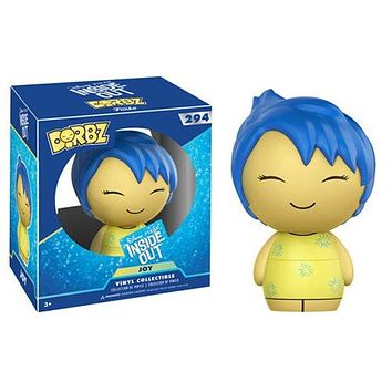 Disney Pixar Inside Out Joy Dorbz Vinyl Figure