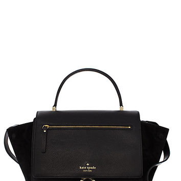 Kate Spade Matthews Drive Suede Anderson Black ONE