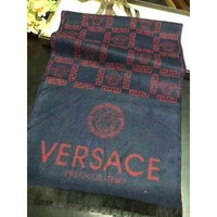 Versace Cape Scarf Scarves-4