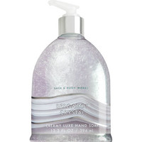 BERGAMOT CRYSTALCreamy Luxe Hand Soap