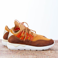 adidas Originals Tubular Moc Runner - Mesa / Fox Red