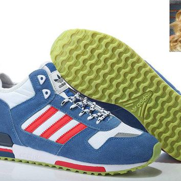Latest and Newest B35242 Adidas ZX 700 Winter Gamer Royal shoes