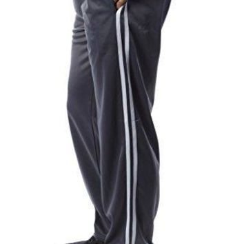 Vertical Sport Men's track pants (Grey - Medium)