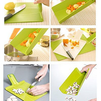 Kitchen Foldable Chopping Block Creative Non-slip Folding Cutting Board