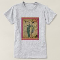 French Postcard T-Shirt