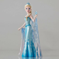 Enesco Disney Showcase Elsa Couture de Force Figurine NIB 4045446