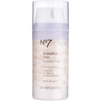 No 7 Beautiful Skin Hydration Mask