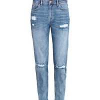 Girlfriend Jeans - from H&M