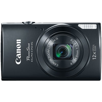 Canon 20.0 Megapixel Powershot Elph170 Is Digital Camera (black)