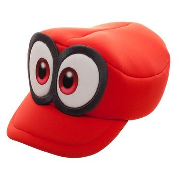 Nintendo Super Mario Odyssey Cappy Hat Cosplay Accessory